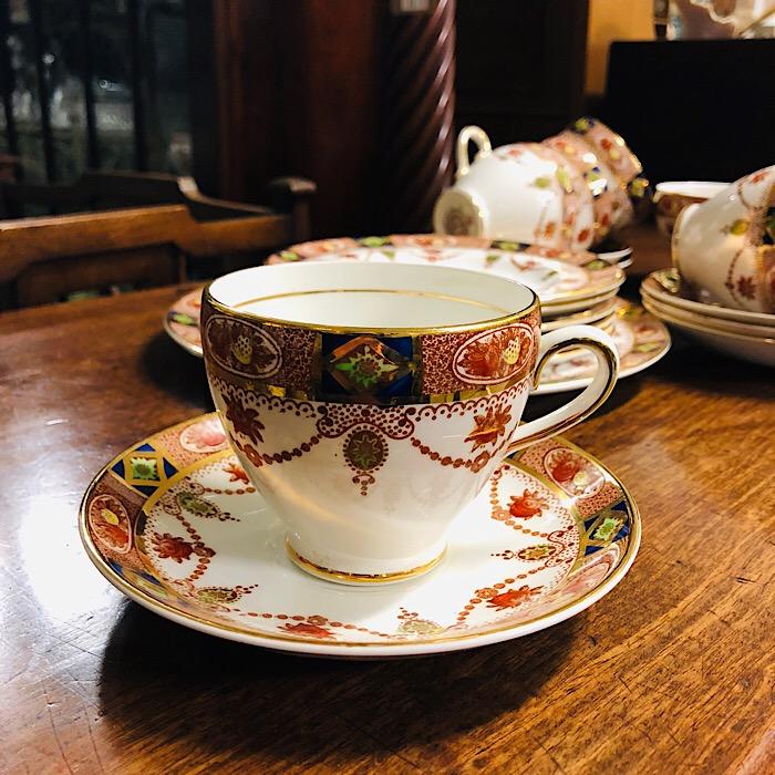 Arklow Pottery Six Piece Tea Set