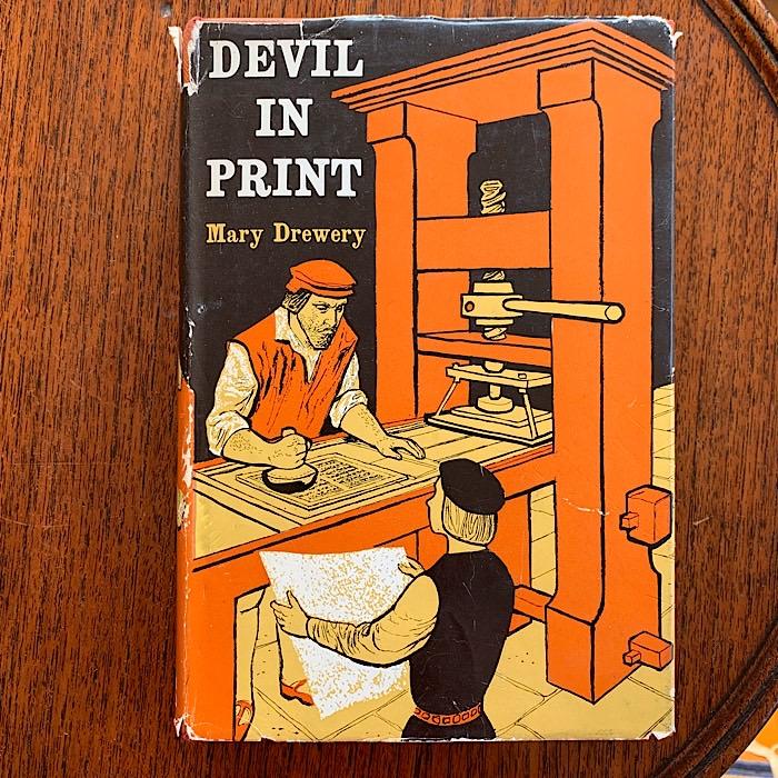 Devil In Print