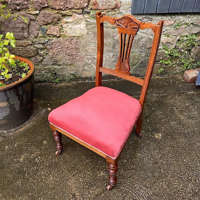 Edwardian Nursery Chair