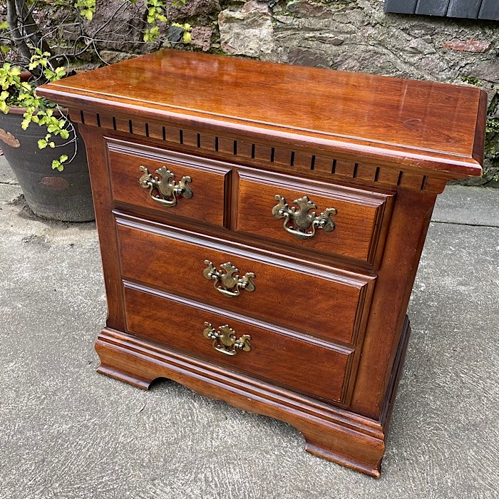 Georgian Style Small Chest