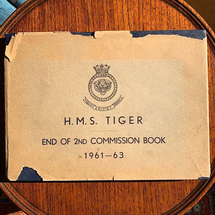 H M S Tiger