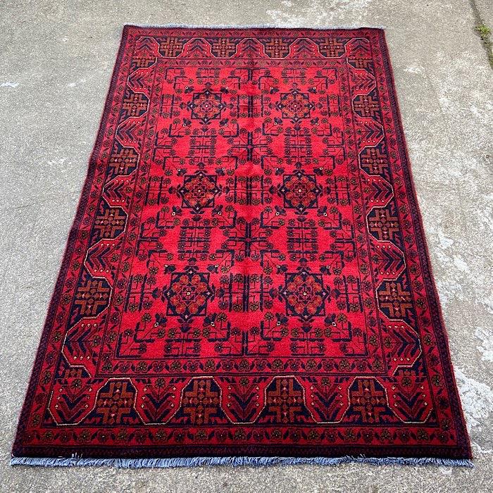 Khan Afghan Handmade Rug