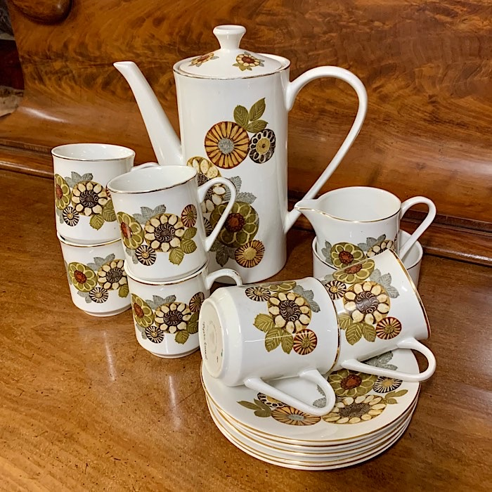 Lord Nelson Five Pce Coffee Set