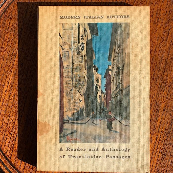 Modern Italian Authors