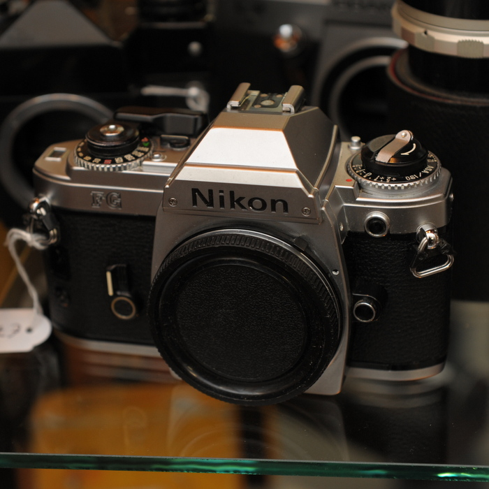 Nikon FG 35mm Camera Body