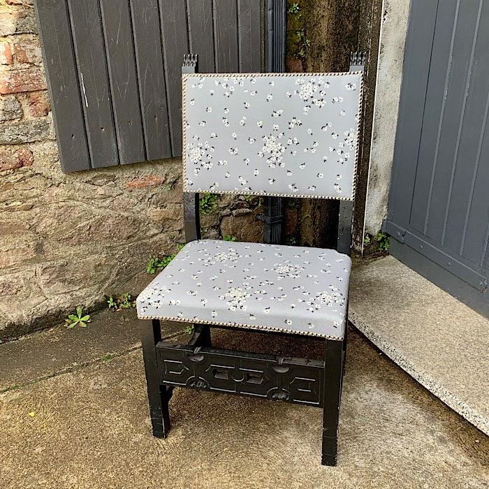Oriental Style Chair