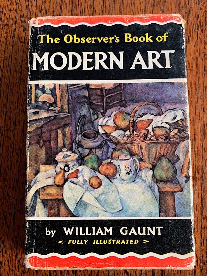 The Oberver's Book Of Modern Art