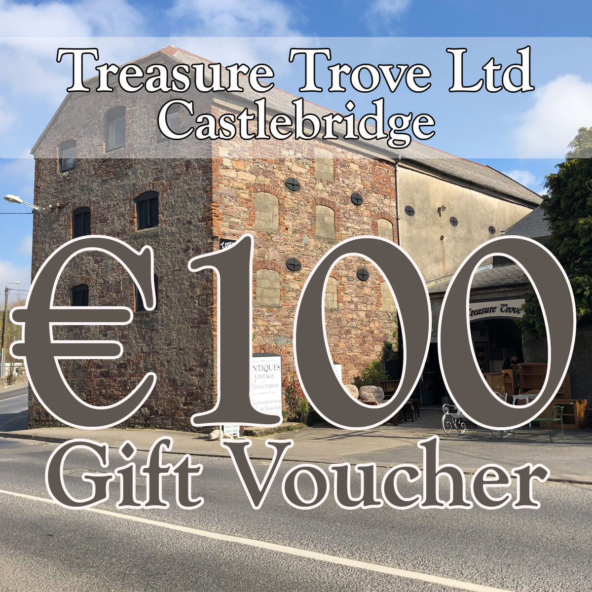 Treasure Trove Gift Voucher €100