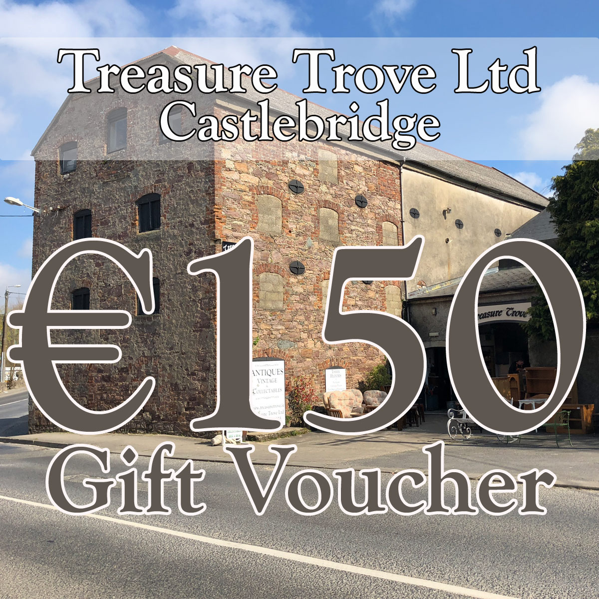 Treasure Trove Gift Voucher €150