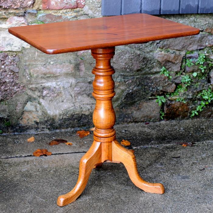 Victorian Mahogany Tripod Table