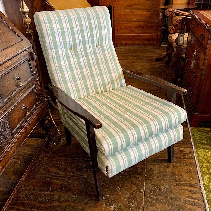 Vintage Fireside Chair