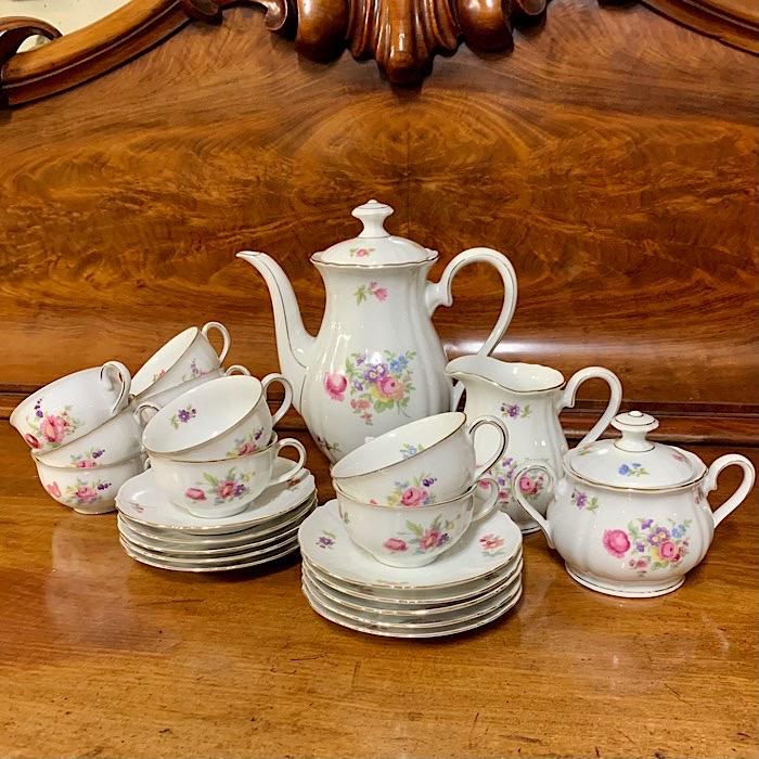 Vintage German Tea Set