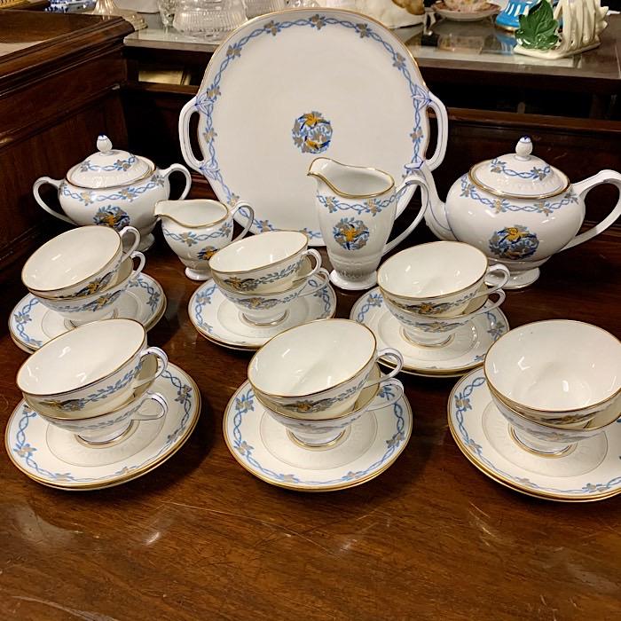 Vintage Limoges Tea Set