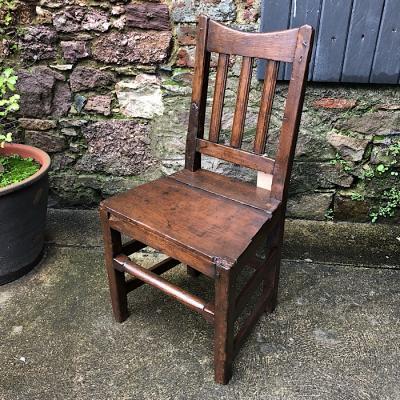 18Th Century Oak Chair