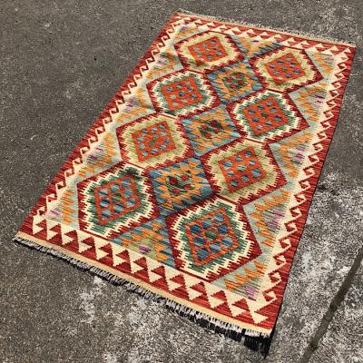 Afghan Kellim Hand Woven Rug