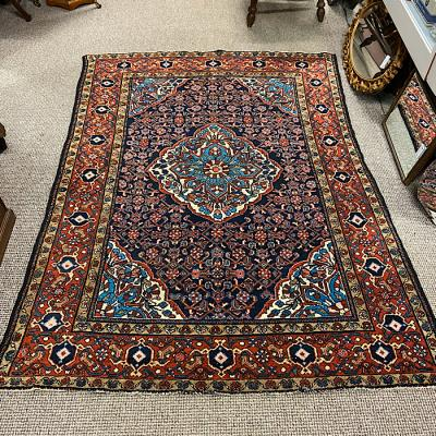 Antique Persian Borchalou Rug