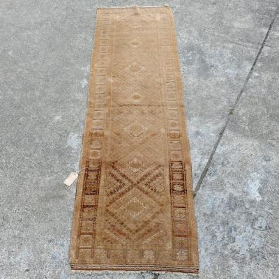 Antique Turkish Carpet Runner