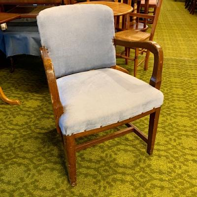 Art Deco Style Small Arm Chair