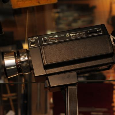 Bell & Howell Autoload Super 8 Cine Camera