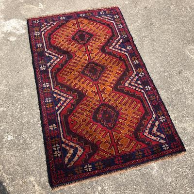 Belouch Afghan Hand Woven Rug