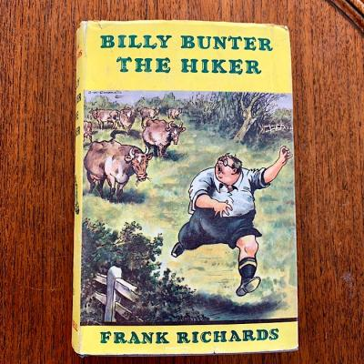Billy Bunter The Hiker