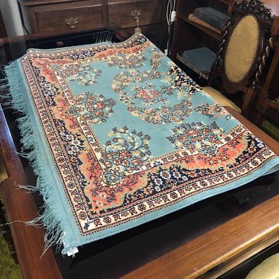 Blue Turkish Ground Rug