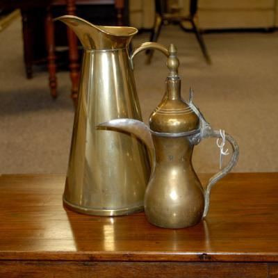 Brass Decorative Jugs
