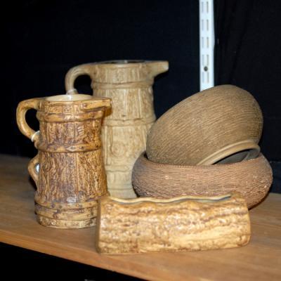Hillstonia Pottery
