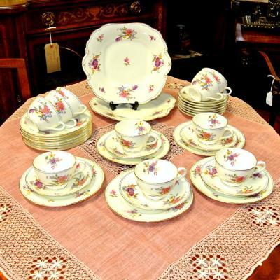 Vintage Aynsley Tea Service
