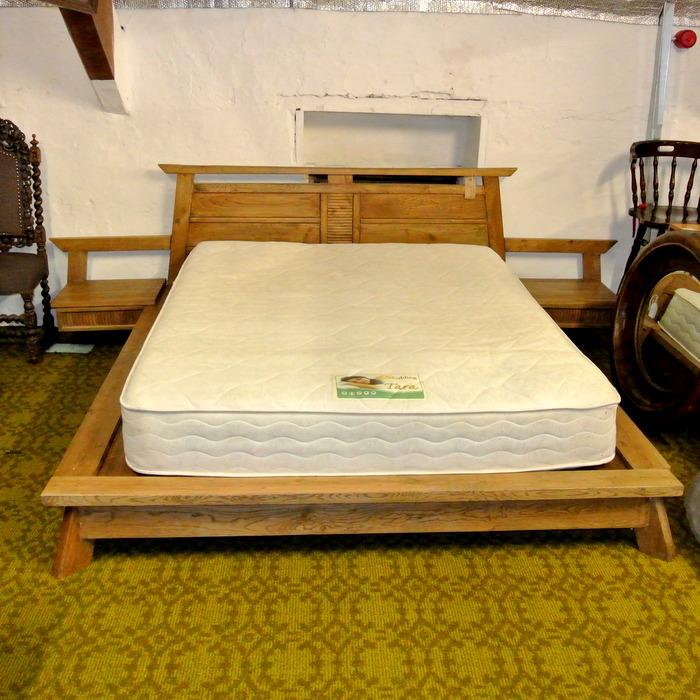 Chinese Style King Size Bed Frame