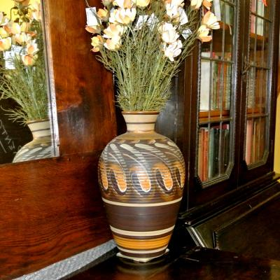 Large Denby Vase