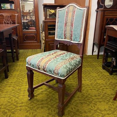 Edwardian Upholstered Dining Chair