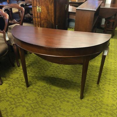 Elegant Drop Leaf Dining Table