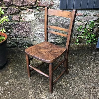 Elm And Beech Childs Chair