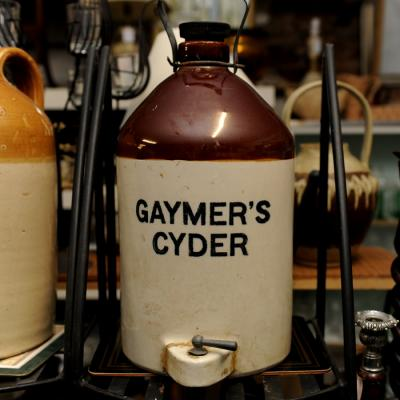 Gaymers Cider Flagon With Tap