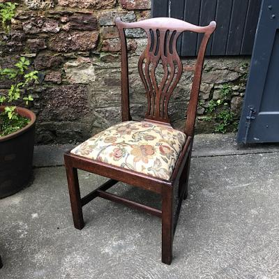 Georgian Dining Room Chair