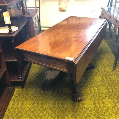 Georgian Drop Leaf Pembroke Table