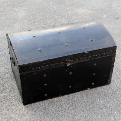 German Steamer Trunk