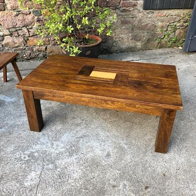 Indian Rubberwood Coffee Table