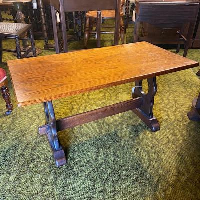 Jaycee Oak Coffee Table