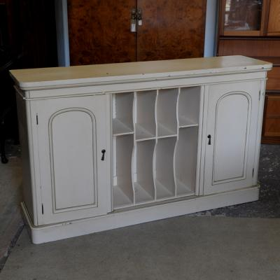 Large Painted Cupboard
