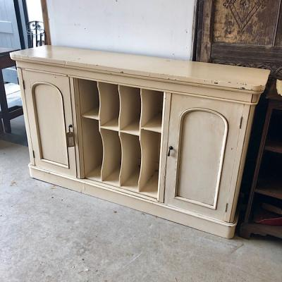 Painted Victorian Sideboard