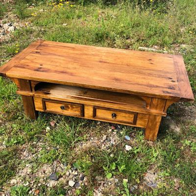 Large Storage Coffee Table
