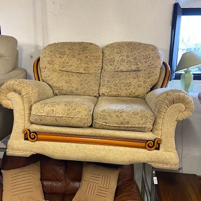 Neat Two Seater Sofa