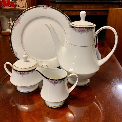 Noritake Legendary Tea Set