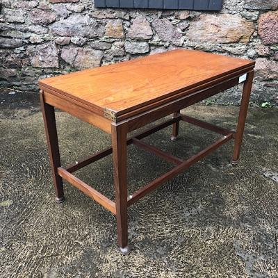 Retro Teak Flip Top Coffee Table