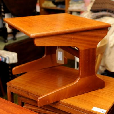 Retro Teak Occasional Table