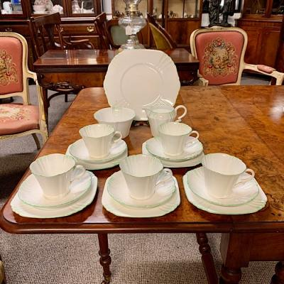 Royal Albert Art Deco China Tea Set