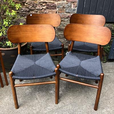 Dutch Retro Style Dining Chairs