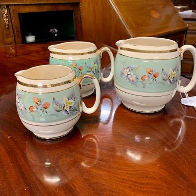 Set of Three Jugs